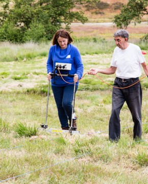 Volunteers sought for geophysical survey, 4th-6th March 2016