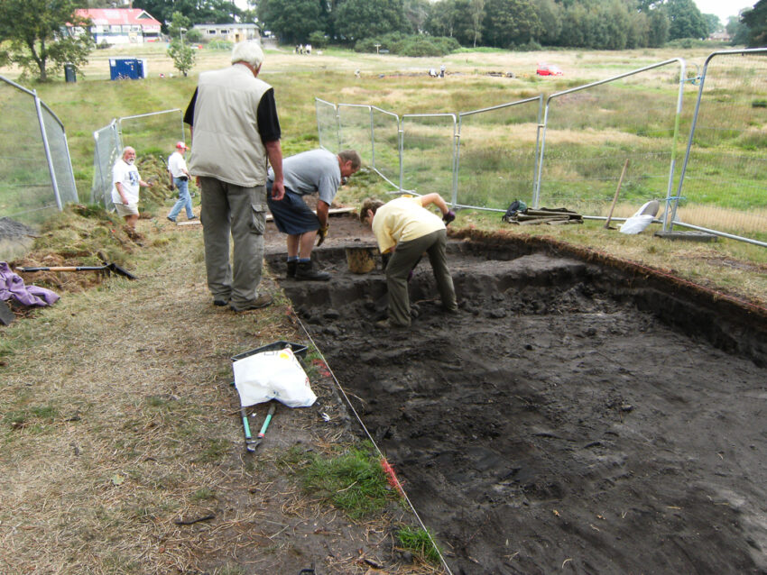 Volunteers sought for excavations on the Heath