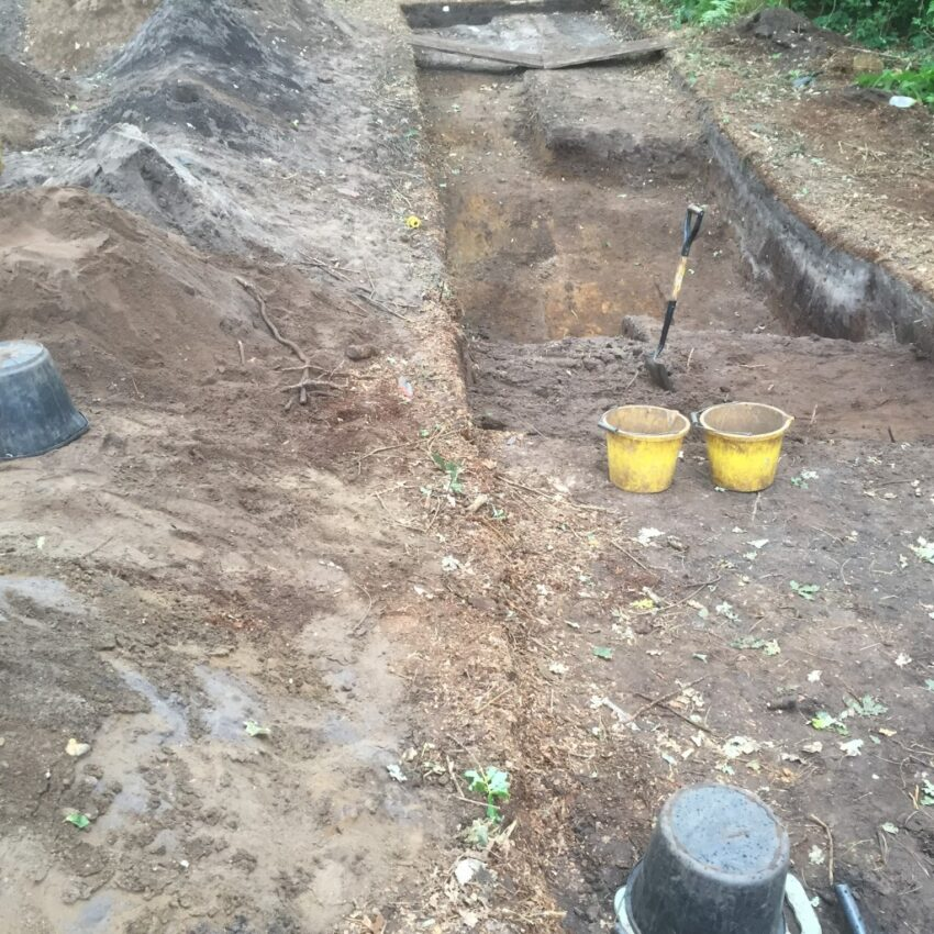 Barrow 1 Ditch – Daily Dig Diary #11