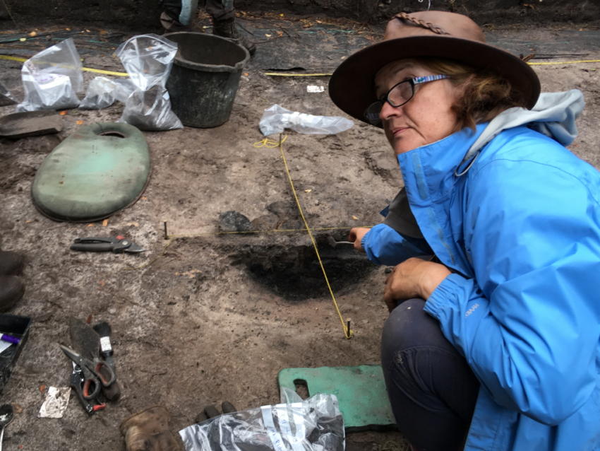 Barrow 14 and the begining of something special? – Daily Dig Diary #17