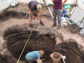 All good things must come to an end! – Daily Dig Diary #19 – People of the Heath