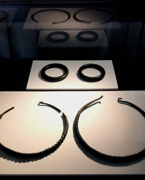 Buriton Bronze Age Hoard at Petersfield Museum